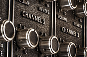 Knob Art - Channel 2 by Scott Norris