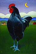 Chicken Originals - Chanticleer by Stacey Neumiller