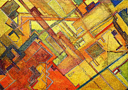 Abstract Map Originals - Chaos 80 by James Raynor