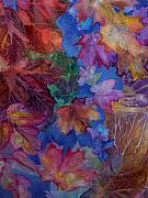 Leaves Mixed Media - Chaos in the Brain by Vijay Sharon Govender