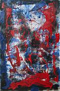 Mordecai Colodner Painting Prints - Chaos Print by Mordecai Colodner