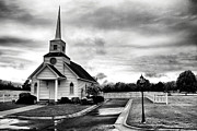 Conway Arkansas Prints - Chapel at Four Winds in Conway Arkansas Print by Jason Politte