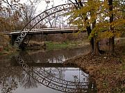 Mnkreations Metal Prints - Chapel Bridge Metal Print by Michelle Kelnhofer