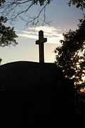 Contemplative Art - Chapel Cross Six by Susan Isakson