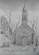 Brian Hustead - Chapel in the Woods