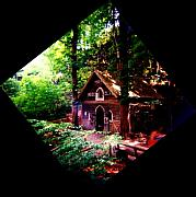 Log Cabin Photos - Chapel in the Woods by Kevin Smith
