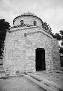Gazimagusa Prints - Chapel Over The Tomb Of St Barnabas Church Near Famagusta Turkish Republic Of Northern Cyprus Trnc Print by Joe Fox