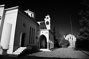 Royal Chapel Photos - Chapelle Royale Pyrga In The Grounds Of The Greek Orthodox Church Republic Of Cyprus Europe by Joe Fox