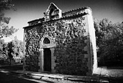 Royal Chapel Photos - Chapelle Royale Pyrga Republic Of Cyprus Europe by Joe Fox