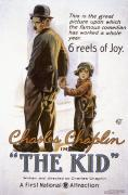 Spencer Prints - Chaplin: The Kid, 1920 Print by Granger