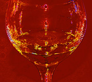 Wine Lovers Prints - Chardonnay Print by John Stuart Webbstock