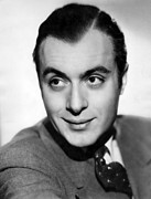 11x14lg Posters - Charles Boyer, Fox Films Portrait, Ca Poster by Everett