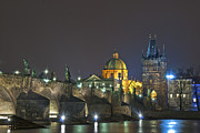 Travel Images Worldwide - Charles bridge Prague