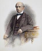 Charles Francis Adams Print by Granger