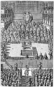 Treason Prints - Charles I (1600-1649) Print by Granger