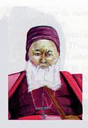 Charles Lavigerie Print by Emmanuel Baliyanga