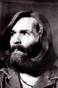 Cult Photos - Charles Manson In 1969 by Everett