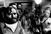 Arrest Prints - Charles Manson, The 35-year-old Cult Print by Everett