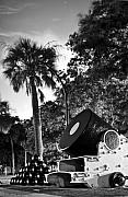Lowcountry Art - Charleston Battery Mortar  by Dustin K Ryan
