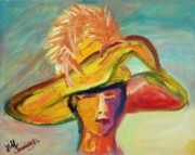 Jill Tennison - Charleston Hat Lady