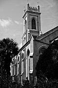 Windows Originals - Charleston Unitarian Church by Dustin K Ryan