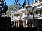 Southern Lifestile Photos - Charlestons beautiful architecure by Susanne Van Hulst
