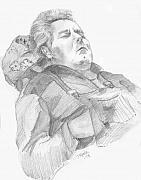 Charlie Print by John Keaton