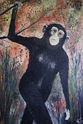 Rhonda Clapprood - Charlie the Chimp    ...