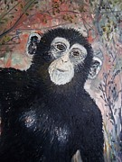Rhonda Clapprood - Charlie the Chimp
