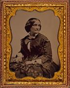 Charlotte Cushman 1816-1876, One Print by Everett