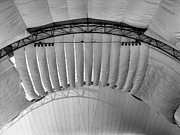 Arcitecture Framed Prints - Charlottesville Pavilion I Framed Print by Steven Ainsworth