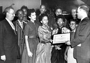 Black History Photos - Chat Patterson Presents Americanism by Everett