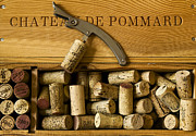 Corks Originals - Chateau de Pommard by John Galbo