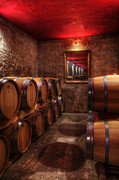 Wine Cellar Originals - Chateau Pindefleurs-France by John Galbo