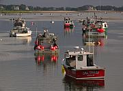Fishing Boats Originals - Chatham Harbor by Juergen Roth