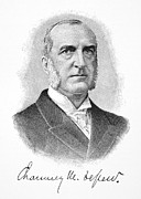 Chauncey Depew (1834-1928) Print by Granger