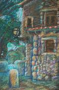Window Pastels - Chavon by Patricia Gomez