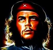 Che Guevara Print by Pamela Johnson