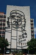 Che Prints - Che Print by Joe Burns