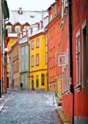 Christine Till - Cheb an old-world-charm Czech Republic town