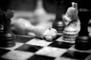 Board Game Photo Originals - Checkmate by Jim Harris