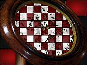 Chess Framed Prints - Checkmate Framed Print by RC DeWinter
