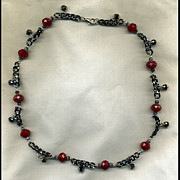 Buy Jewelry - Cheeky Cherry by Allie Hafez