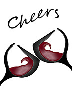Cheers Prints - Cheers Print by Brian Roberts