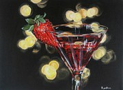 Still Life Paintings - Cheers by Kanchan Mehendale