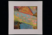 Vibrant Colors Pastels Prints - Cheese Cake Two Print by Rod  Grier