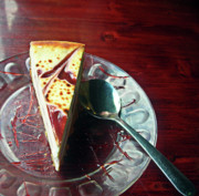 Michael Mckenzie Metal Prints - Cheesecake Metal Print by Michael McKenzie