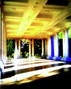 Joy Pyrography - Cheesman Park Pavilion by Dean McCready