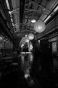 Chelsea Art - Chelsea Market interior by David Bearden