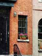 Brownstone Art - Chelsea Windowbox by Susan Savad